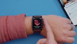Apple Watch 4新系统更新 支持ECG心电图监测心房颤动