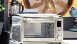 """微蒸烤技术再创新 格兰仕广交会推出""""四合一""""厨房黑科技"""