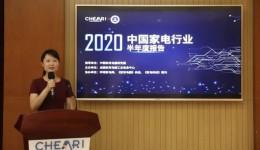 《2020年中国家电行业半年度报告》:市场破冰回暖 变革之下蕴含生机