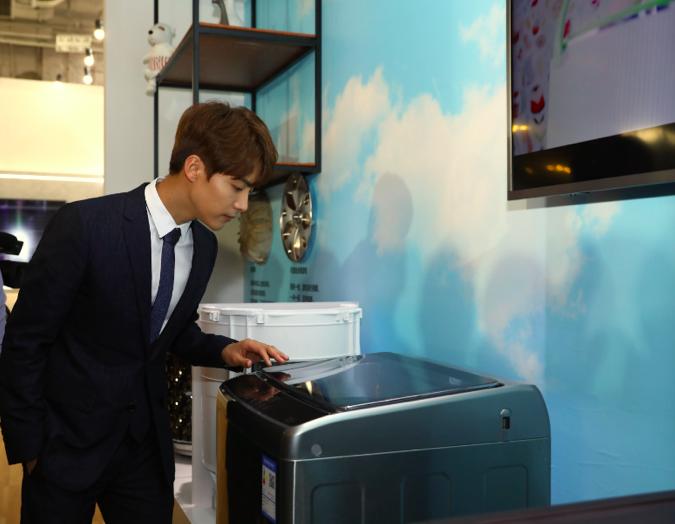 以健康为核心 TCL冰箱洗衣机发布双+战略践行大国品牌