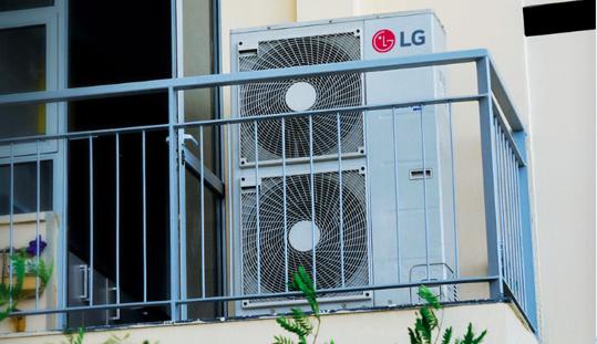 开春装修旺季 LG中央空调打响装修保卫战