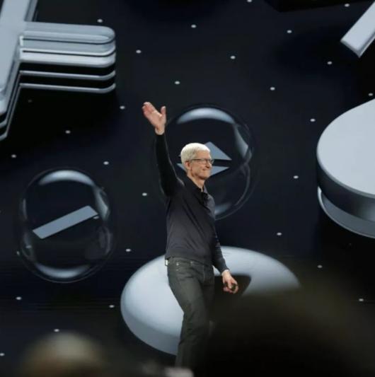 没有发布一件新品 但WWDC还是能让苹果股价上涨了