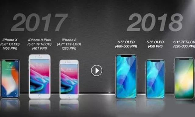iPhone 9/X(6.1英寸)谍照曝光 双卡双待中国独享
