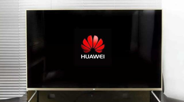 华为首款电视呼之欲出 或将本月底发布