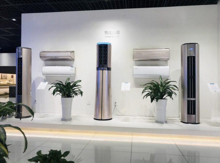 海信空调养生风三代升级好空气打造 全面提升用户舒适体验