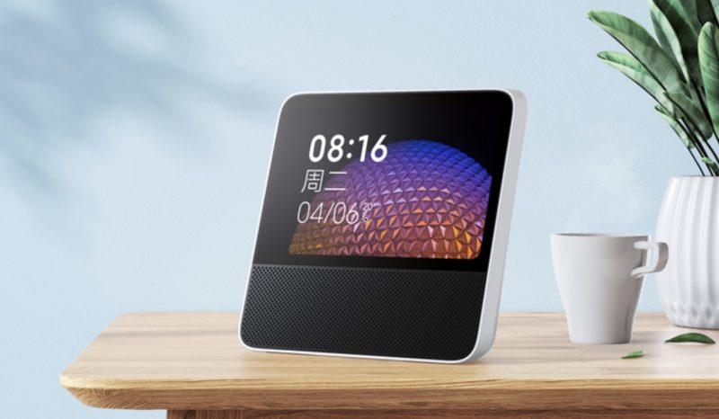 能追剧、能学英语的桌面智能大屏 Redmi小爱触屏音箱8英寸发布