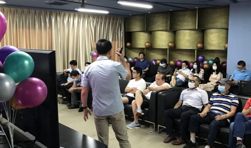 PK华为和海信,乐视超级电视这场体验会硬核炫技!