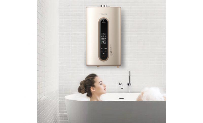 618抢好物!华凌WZ161燃气热水器畅爽洗浴零冷水